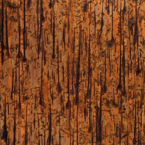 Bamboo Forest Copper Sheet