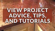 Project Advice, Tips, and Tutorials