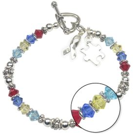 Autism Awareness Bracelet 01