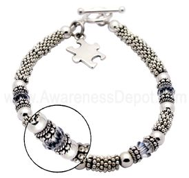 Autism Awareness Bracelet 07