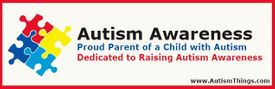 Autism Proud Parent Bumper Sticker