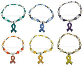 Awareness Stretch Bracelet