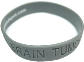 Brain Tumor Awareness Bracelet