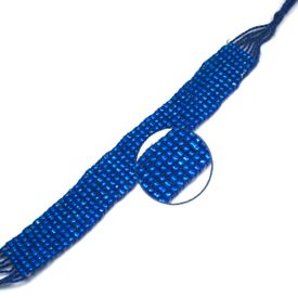Child Abuse Awareness Beaded Bracelet