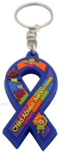 Child Abuse Awareness Key Tag