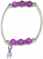 Cure Alzheimer's Together Bracelet