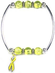 Cure Childhood Cancer Together Bracelets