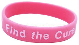 Find The Cure Breast Cancer Bracelet