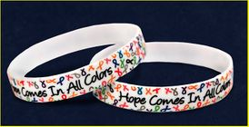 Hope Comes in All Colors Bracelet