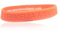 Leukemia Awareness Silicone Bracelet