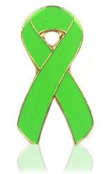 Lymphoma Ribbon Pin