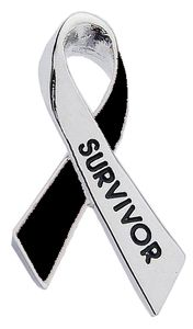 Melanoma Cancer Survivor Pins