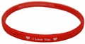 Message Bands: I love You!