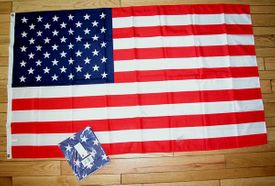 USA Printed 3x5 Flag