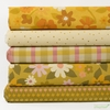 A Beautiful Mess for Paintbrush Studio, Flower Market in FAT QUARTERS 5 Total (PRECUT)