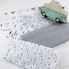 AGF Studio for Art Gallery, Capsules Pine Lullaby JERSEY KNIT, Line Markings
