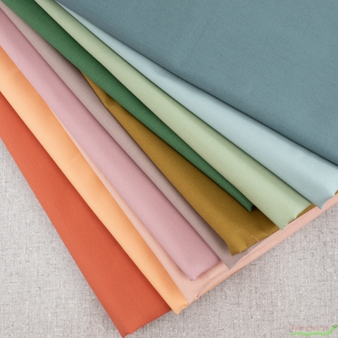 AGF Studio for Art Gallery Fabrics, Pure Solids, Potter's Clay