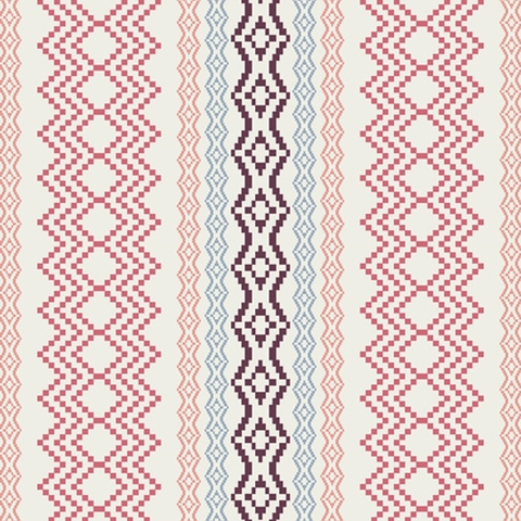 AGF Studio for Art Gallery Fabrics, Rosewood Fusion, Pathways Rosewood