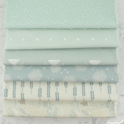 AGF Studio for Art Gallery, Serenity Fusion, Grace Bundle 6 Total