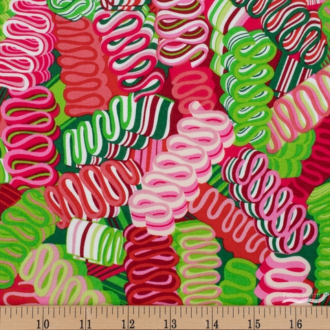 Alexander Henry, Ribbon Candy Wintergreen