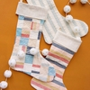 Alexia Abegg for Ruby Star Society, Sewing Project Pattern, Candlelight Stocking