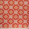 Alexia Marcelle Abegg for Ruby Star Society, Heirloom Canvas, Star Red