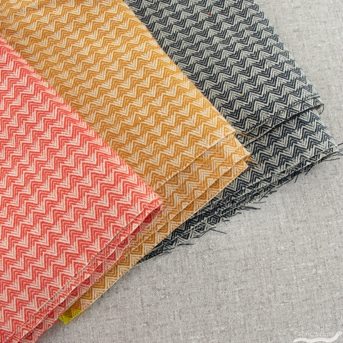 Alexia Marcelle Abegg for Ruby Star Society, Warp & Weft Wovens, Mountain Warm Red