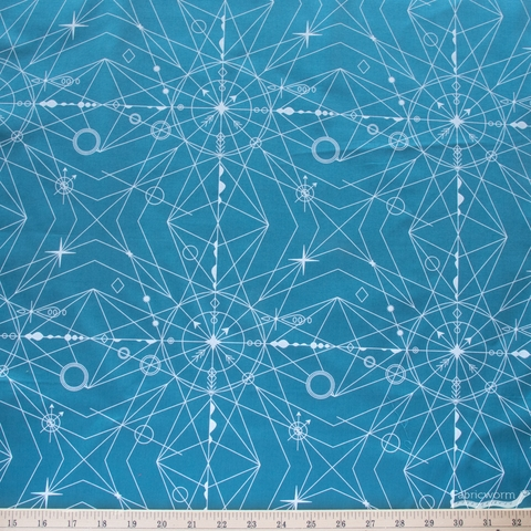 Alison Glass for Andover, Hopscotch, Compass Isle