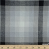 Alison Glass for Andover, Kaleidoscope Stripes & Plaids, Plaid Charcoal