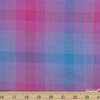 Alison Glass for Andover, Kaleidoscope Stripes & Plaids, Plaid Thistle