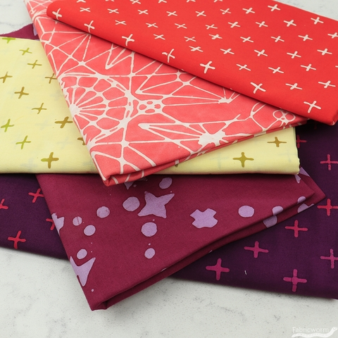 Alison Glass for Andover, Observatory in FAT QUARTERS 10 Total