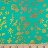 Alison Glass for Andover, Stitched, Floral Jade