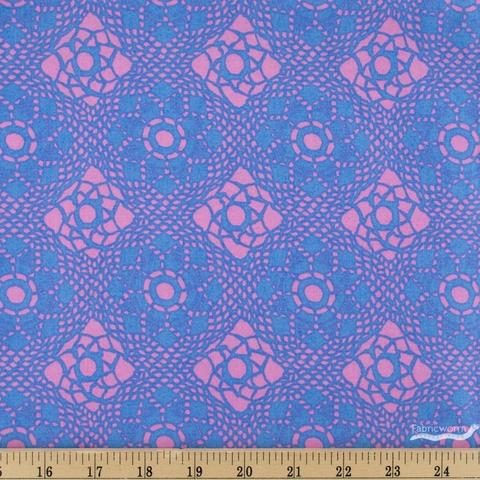 Alison Glass for Andover, Sun Print 2021, Crochet Opal