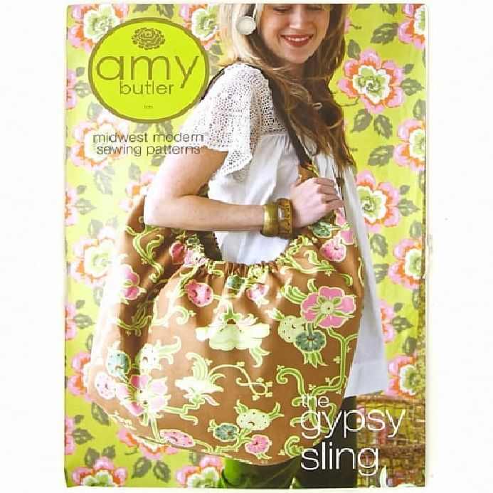 Amy Butler Sewing Pattern Gypsy Sling