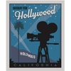 """Anderson Design Group for Riley Blake, Destinations, Hollywood (36"""" Panel)"""