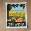 """Anderson Design Group for Riley Blake, Destinations, Wine Country (36"""" Panel)"""