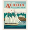 """Anderson Design Group for Riley Blake, National Parks, Acadia Panel (36"""" Panel)"""