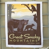 "Anderson Design Group for Riley Blake, National Parks, Great Smoky Mountains Panel (36"" Panel)"