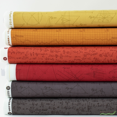Andover, Color Theory, Field Notes Red-Orange