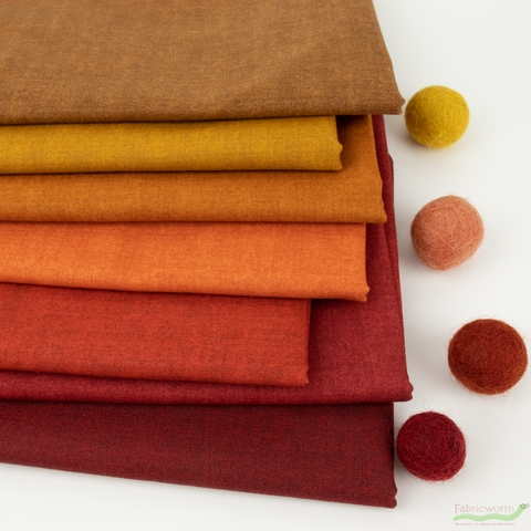 Andover, Laundry Basket Favorites Linen Texture, Persimmon
