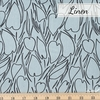 Anna Graham for Robert Kaufman, Driftless, Leafy Dusty Blue Fat Quarter