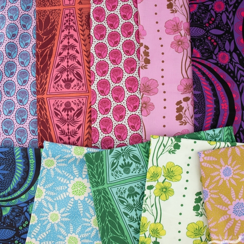 Anna Maria For Anna Maria's Conservatory, Triple Take Bundle 10 Total