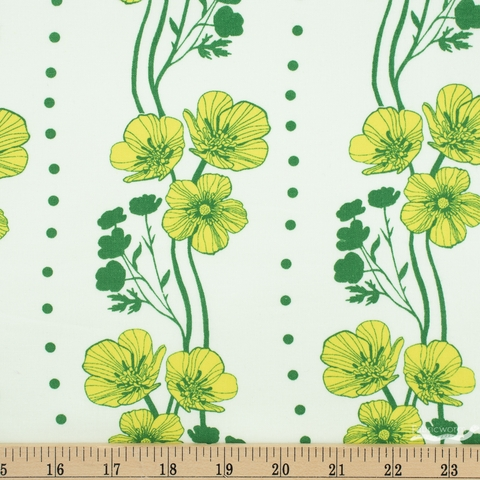 Anna Maria For Anna Maria's Conservatory, Triple Take, Buttercups Lime