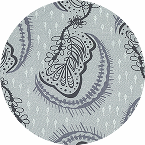 Anna Maria Horner for Free Spirit, Halos, WIDE WIDTH, SATEEN, Puddle