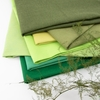 Another Point of View for Windham, Artisan Cotton, Green-Yellow