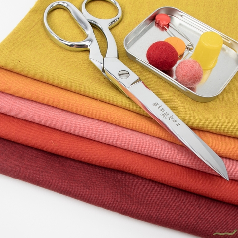 Another Point of View for Windham, Artisan Cotton, Red-Yellow