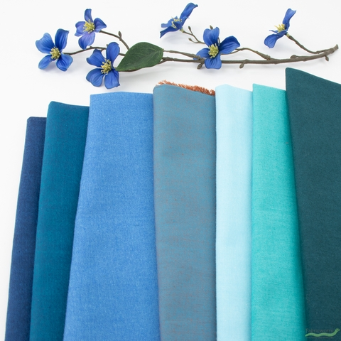 Another Point of View for Windham, Artisan Cotton, Turquoise-Jade