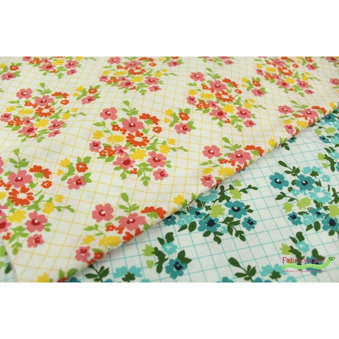 April Rosenthal for Moda, Mama's Cottage, Tablecloth Pineapple