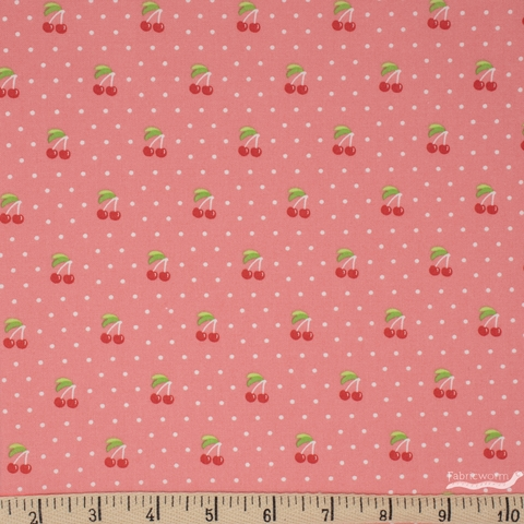 April Rosenthal for Moda, Orchard, Cherry Pie Strawberry