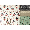 Arleen Hillyer for Birch Organic Fabrics, Tall Tales, Swallows Mineral